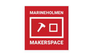 Logo for Marineholmen Makerspace