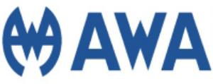 Logo for Awa